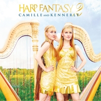 Camille and Kennerly | Harp Fantasy 2