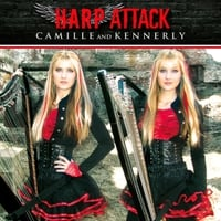 Camille and Kennerly | Harp Attack (Remastered)
