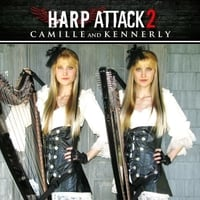 Camille and Kennerly | Harp Attack 2