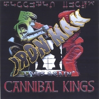 Cannibal Kings | Iron Man Maxi 3 EP