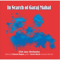 Ccm Jazz Orchestra | In Search of Garaj Mahal