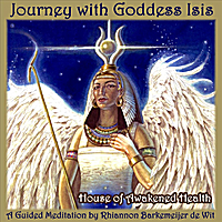 Celestial Journey Therapy | Journey with Goddess Isis | CD