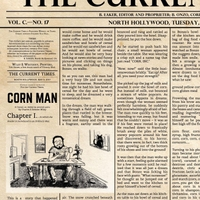Charles Wiley | Corn Man: Chapter 1