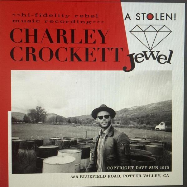 Charley Crockett   A Stolen Jewel   CD Baby Music Store