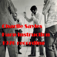 Charlie Sayles | Charlie Sayles Harp Instruction 1976 Recording