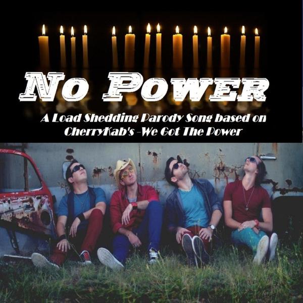 Cherrykab   No Power (Load Shedding Parody)   CD Baby Music