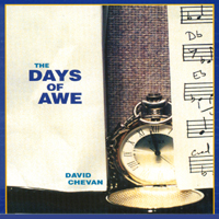 David Chevan with Frank London and the Afro-Semitic Experience | The Days of Awe: Meditations for Selichot, Rosh Hashanah, and Yom Kippur