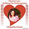 Chiquita Green: There I Go Falling In Love Again