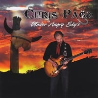Chris Page | Under Angry Skys