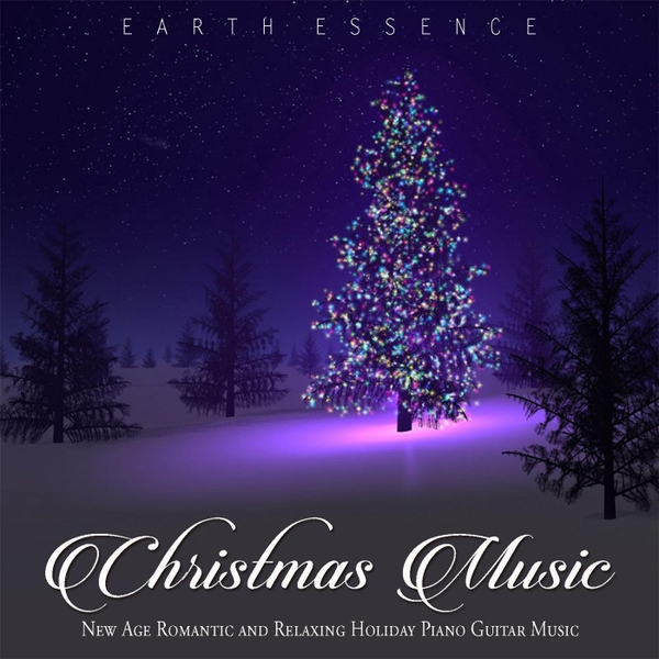 Relaxing Christmas Music.Earth Essence Christmas Music New Age Romantic And