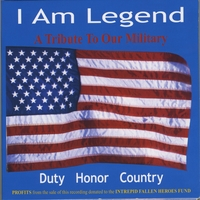 Chuck Cashmere | I Am Legend (A Tribute To Our Military)