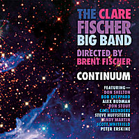 The Clare Fischer Big Band | Continuum