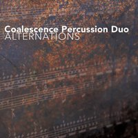 Coalescence Percussion Duo | Alternations