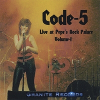 Code-5 | Live at Pepe's Rock Palace Volume -1
