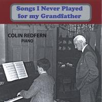 Pochette de l'album pour Songs I Never Played for my Grandfather