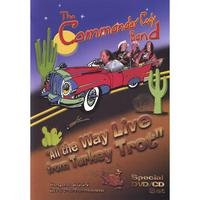 The Commander Cody Band | All the Way Live from Turkey Trot DVD/CD Set