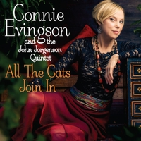 Connie Evingson & The John Jorgenson Quintet | All the Cats Join In