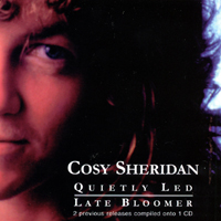 Cosy Sheridan | Quietly Led/Late Bloomer