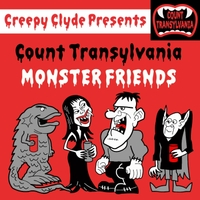 Count Transylvania & Clyde Brown | Monster Friends