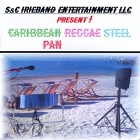 Courtney Henry | Caribbean Reggae Steel Pan