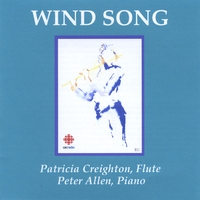 Patricia Creighton, Flute; Peter Allen, Piano | Wind Song