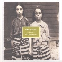 Cubierta del álbum de World's on Fire