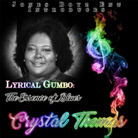 Crystal Thomas | Lyrical Gumbo: The Essence of Blues