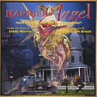 Cassandra von Braun | HARRIER ANGEL -- rock remedy for the re generation