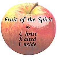 CXI | Fruit of the Spirit