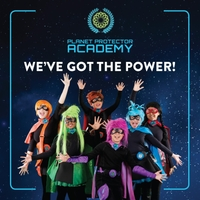 Planet Protector Academy | We've Got the Power