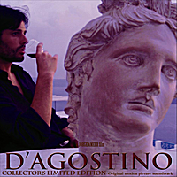 "Various Artists | D'AGOSTINO - a Jorge Ameer film -  AUTOGRAPHED COLLECTOR'S LIMITED EDITION Original Motion picture soundtrack -12"" vinyl record 33 RPM"