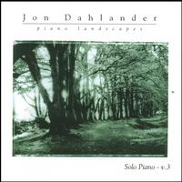 Skivomslag för Piano Landscapes v.3