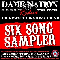 Dame-Nation Redux 2010 | Six Song Sampler
