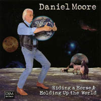 Daniel Moore | Riding A Horse & Holding Up The World