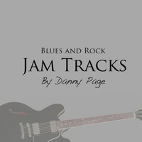 Danny Page | Blues and Rock Jam Tracks