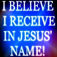 Darryl William Crawford | I Believe I Receive in Jesus Name Volume 1