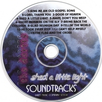 The Dartts | Shed A Little Light (SOUNDTRACKS)