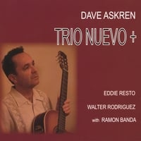 "Download jazz mp3 ""P.M."" by Dave Askren / Trio Nuevo"