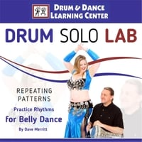 Dave Merritt | Drum Solo Lab: Repeating Patterns Practice Rhythms