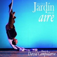 David Campodarve: Jardín En El Aire