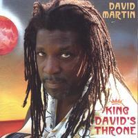Copertina di album per King David's Throne