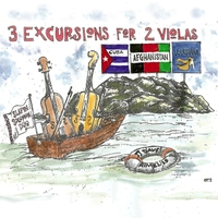Slapin Solomon Duo | Three Excursions for Two Violas
