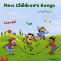 DC Canada Education | New Children's Songs for Fun Today, Vol. 2
