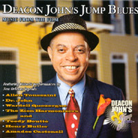 "Featured recording ""Deacon John's Jump Blues"""