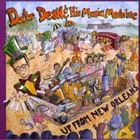 Dr Dean And His Music Mac | Up From New Orleans