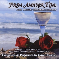 Dave Deason | From Another Time and Other Original Ballads