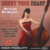 DELILAH DEWYLDE AND THE LOST BOYS: Honky Tonk Heart