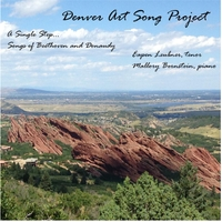 Denver Art Song Project | A Single Step... Songs of Beethoven and Donaudy