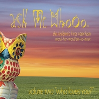 "Diana Beach Batarseh | Ask Me WhoOo, Vol. 2 ""Who loves you?"""