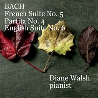 Diane Walsh | Bach Suites